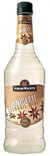 Hiram Walker Liqueur Anisette 750ml - Case of 12